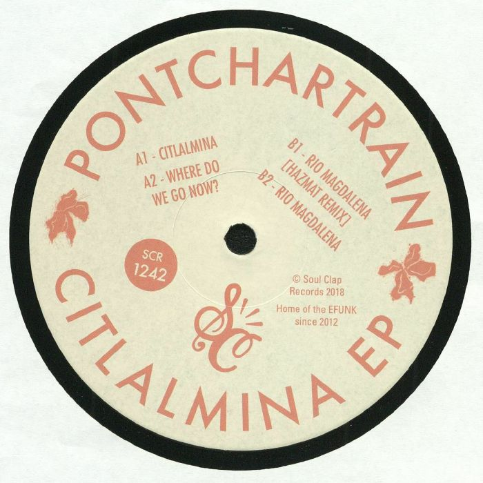 PONTCHARTRAIN - Citlalmina EP