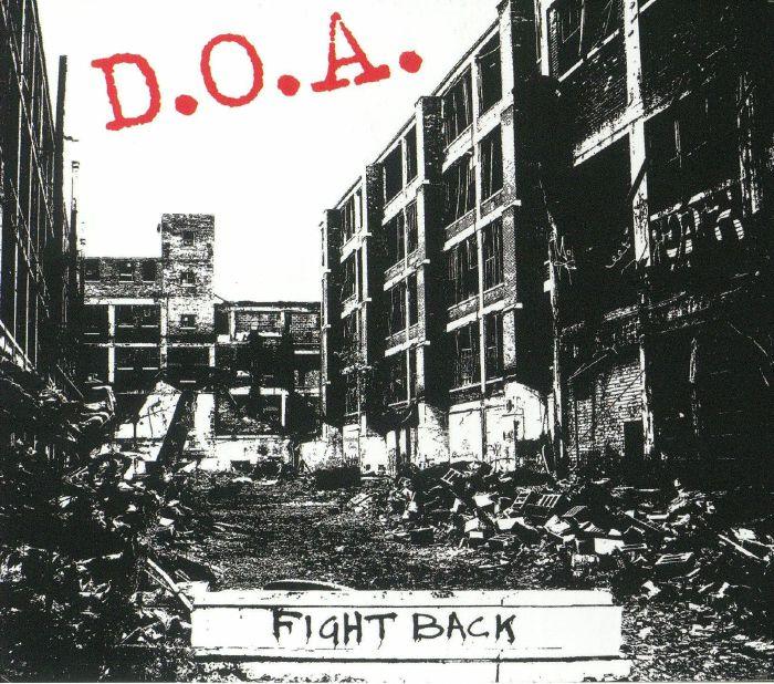 DOA - Fight Back