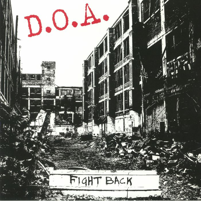 DOA - Fight Back