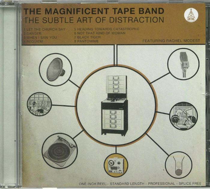 MAGNIFICENT TAPE BAND, Thes feat RACHEL MODEST - The Subtle Art Of Distraction