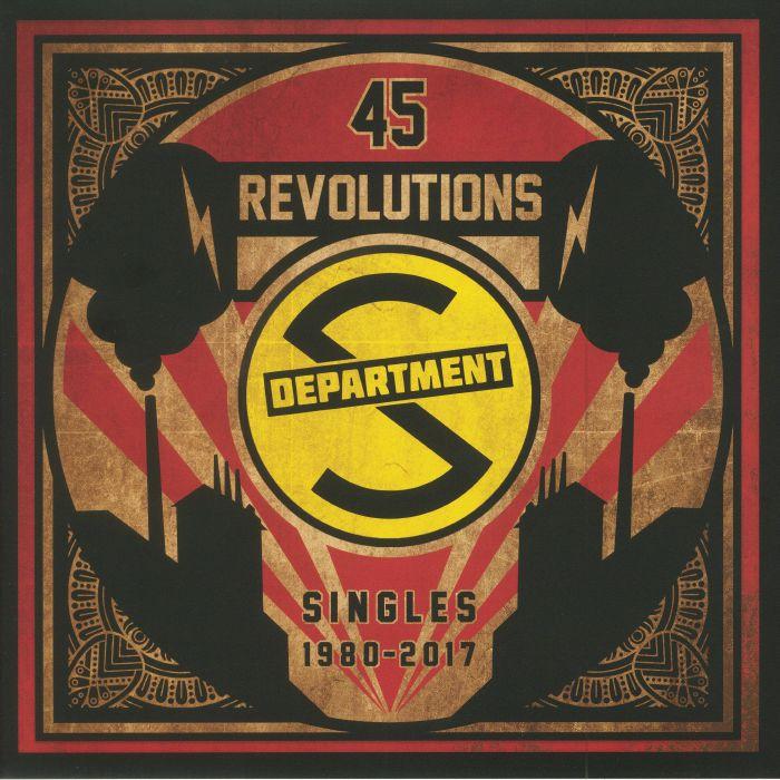 DEPARTMENT S - 45 Revolutions: Singles 1980-2017