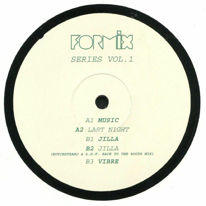FORMIX - Series Vol 1