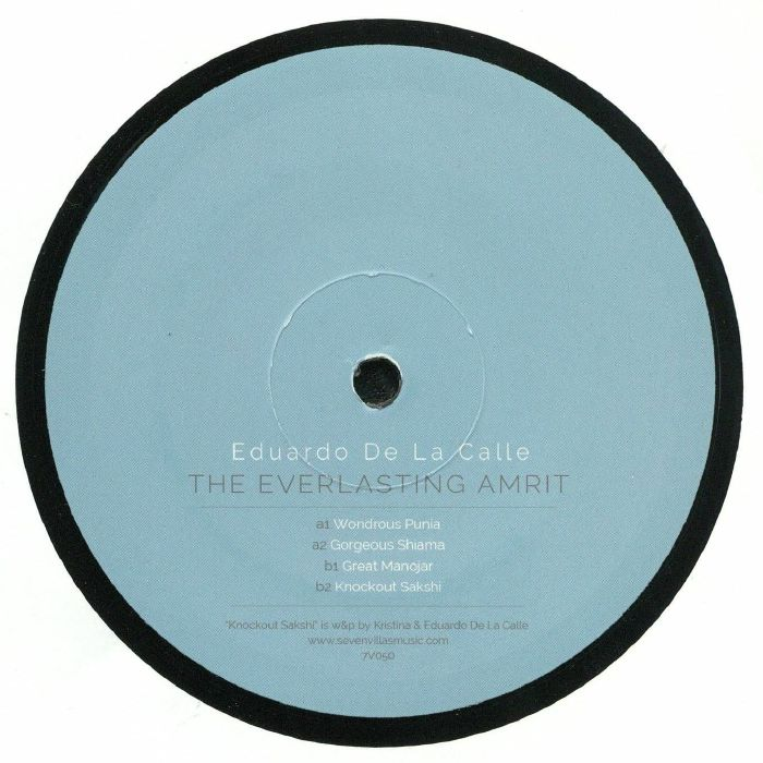 DE LA CALLE, Eduardo - The Everlasting Amrit