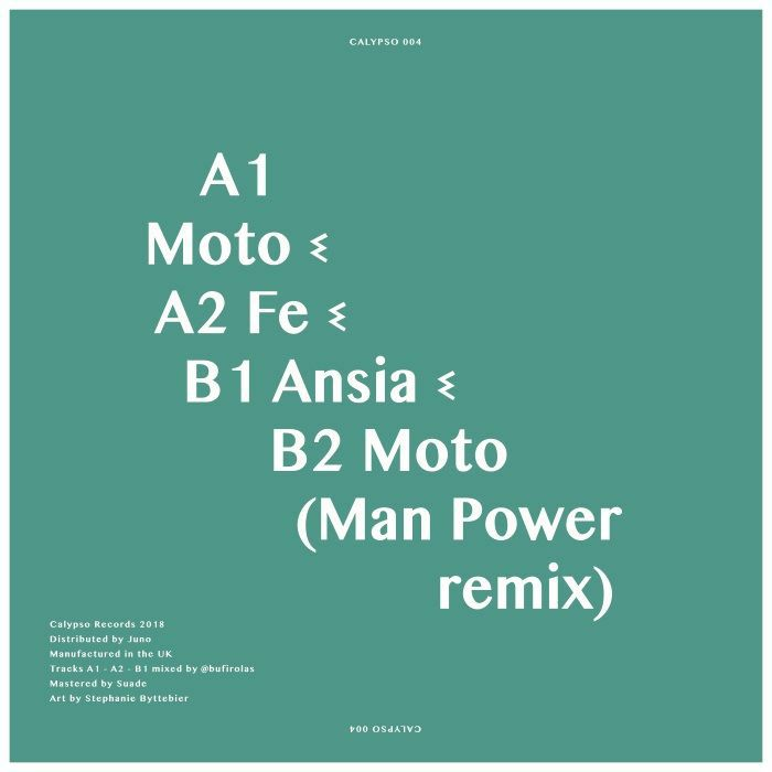 COLOSSIO - Moto (Man Power remix)