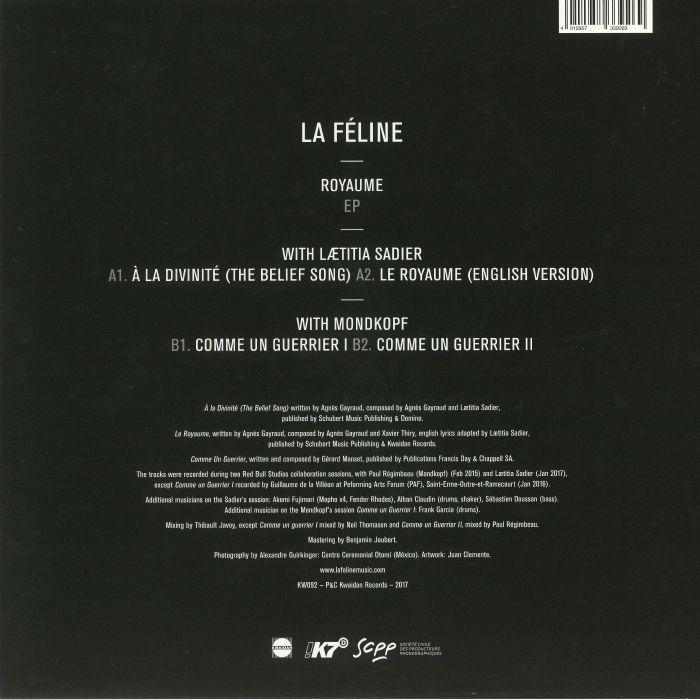LA FELINE - Royaume EP