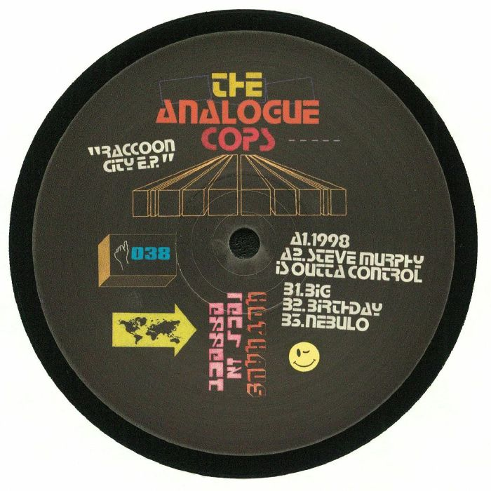 ANALOGUE COPS, The - Racoon City EP