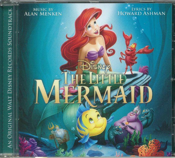 MENKEN, Alan/HOWARD ASHMAN/VARIOUS - The Little Mermaid (Soundtrack)