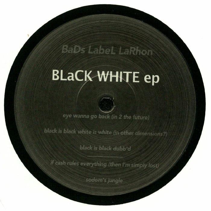 ELBEE BAD - Black White EP