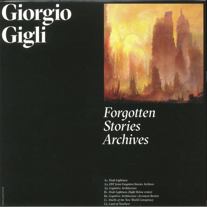 GIGLI, Giorgio - Forgotten Stories Archives