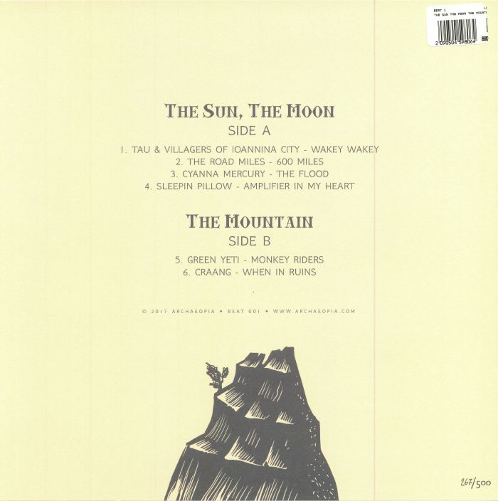 VARIOUS - The Sun The Moon The Mountain