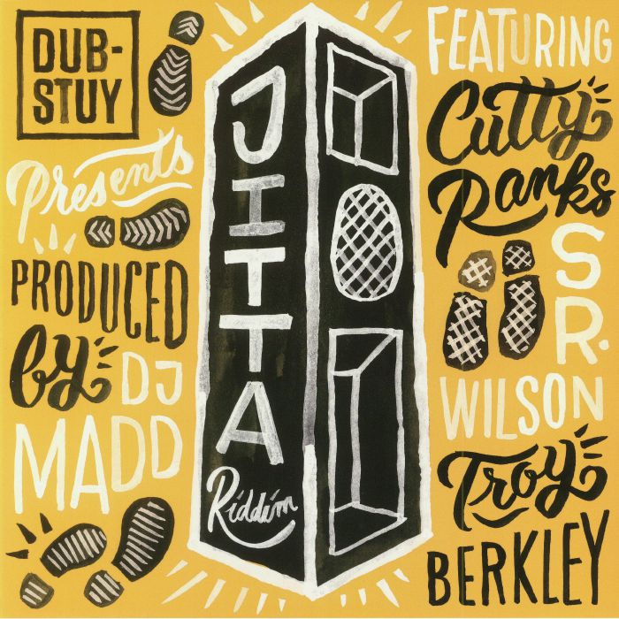 SR WILSON/CUTTY RANKS/TROY BERKLEY/DJ MADD - Jitta Riddim