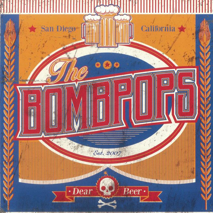 BOMBPOPS, The - Dear Beer