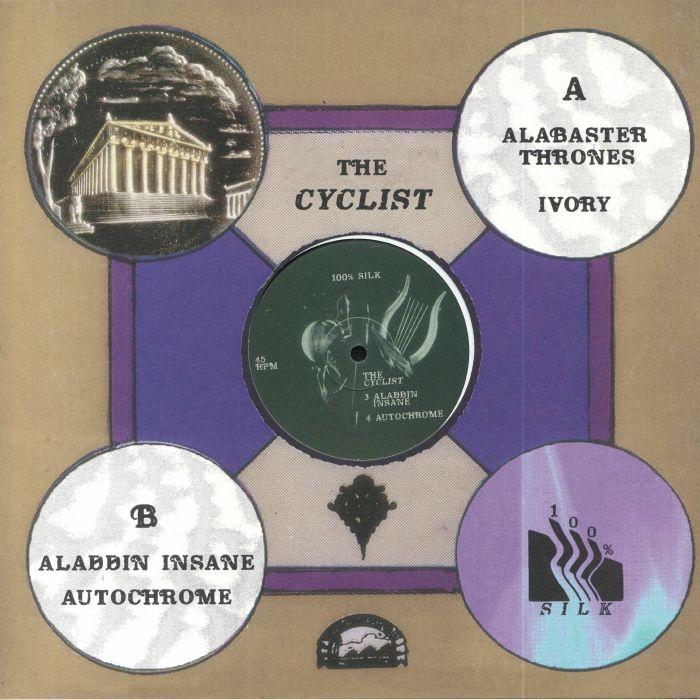 CYCLIST, The - Alabaster Thrones