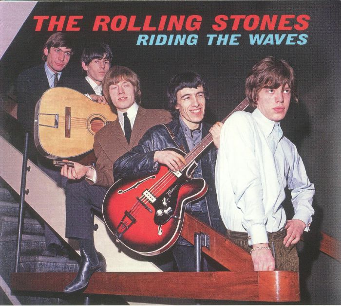 ROLLING STONES, The - Riding The Waves