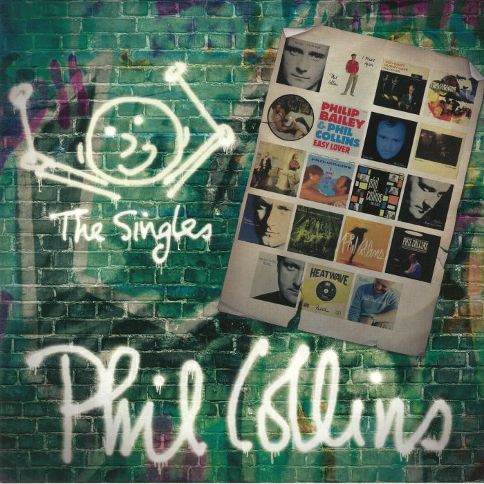 COLLINS, Phil - The Singles (reissue)