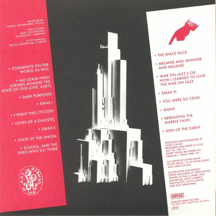 DESTROYER - City Of Daughters (reissue)
