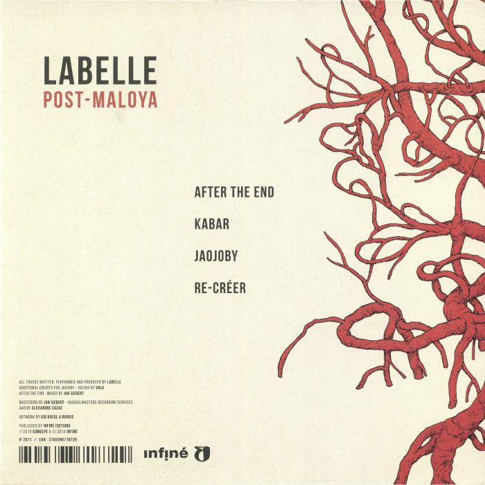 LABELLE - Post Maloya