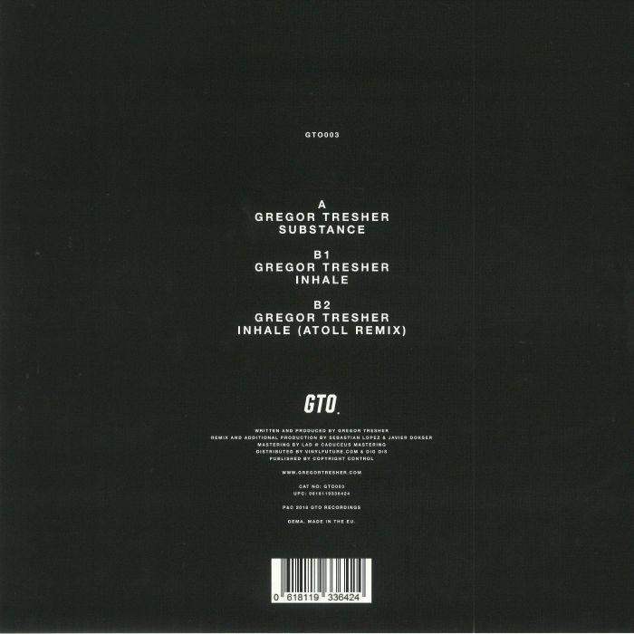 TRESHER, Gregor - Substance/Inhale