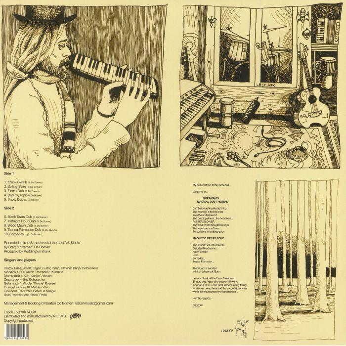 PURA VIDA - In Dub (Record Store Day 2018)