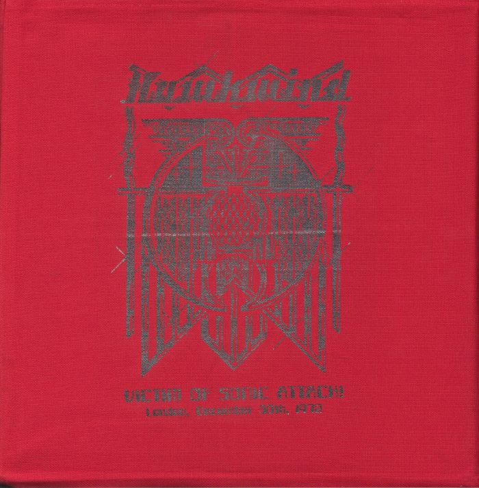 HAWKWIND - Victim Of Sonic Attack!: London December 30th 1972