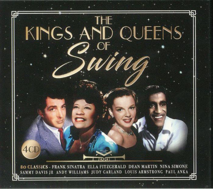 VARIOUS - The Kings & Queens Of Swing