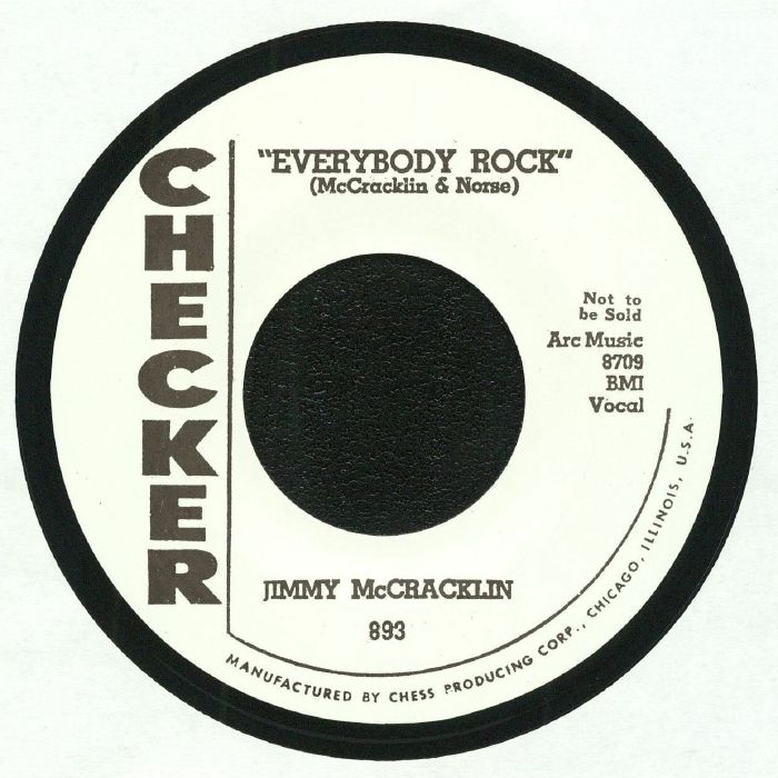 McCRACKLIN, Jimmy - Everybody Rock