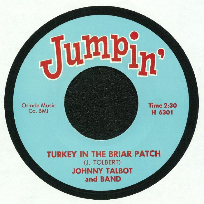 TALBOT, Johnny & BAND - Turkey In The Briar Patch