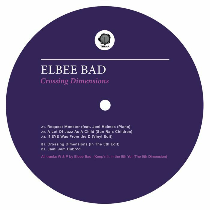 ELBEE BAD Crossing Dimensions vinyl at Juno Records