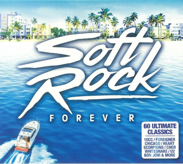 VARIOUS - Soft Rock Forever