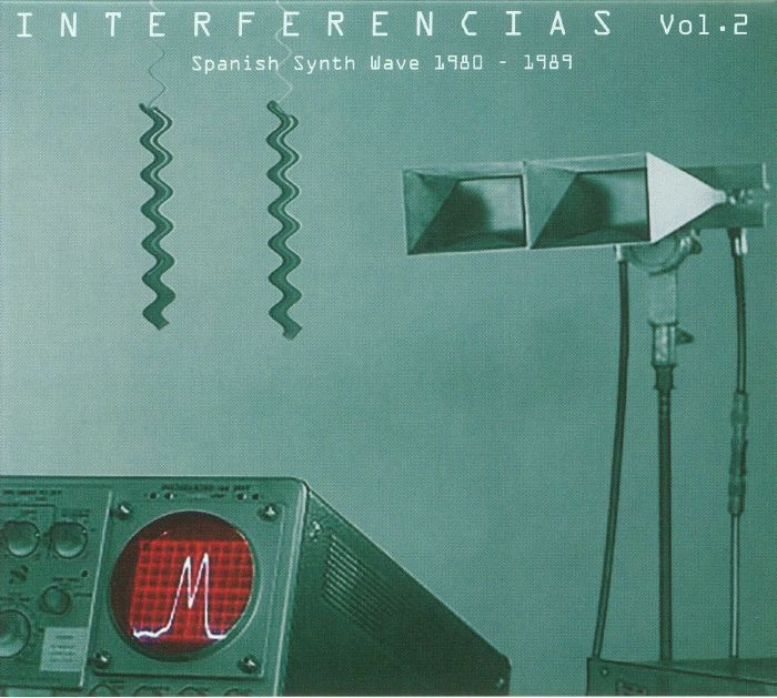 VARIOUS - Interferencias Vol 2: Spanish Synth Wave 1980-1989