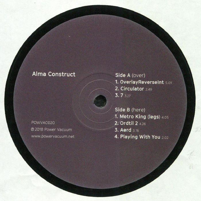 ALMA CONSTRUCT - Circulator