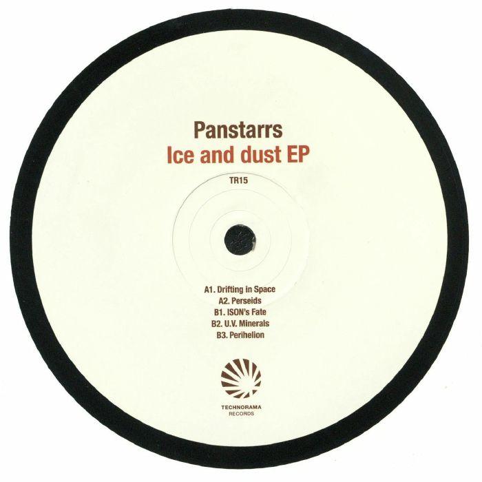 PANSTARRS - Ice & Dust EP