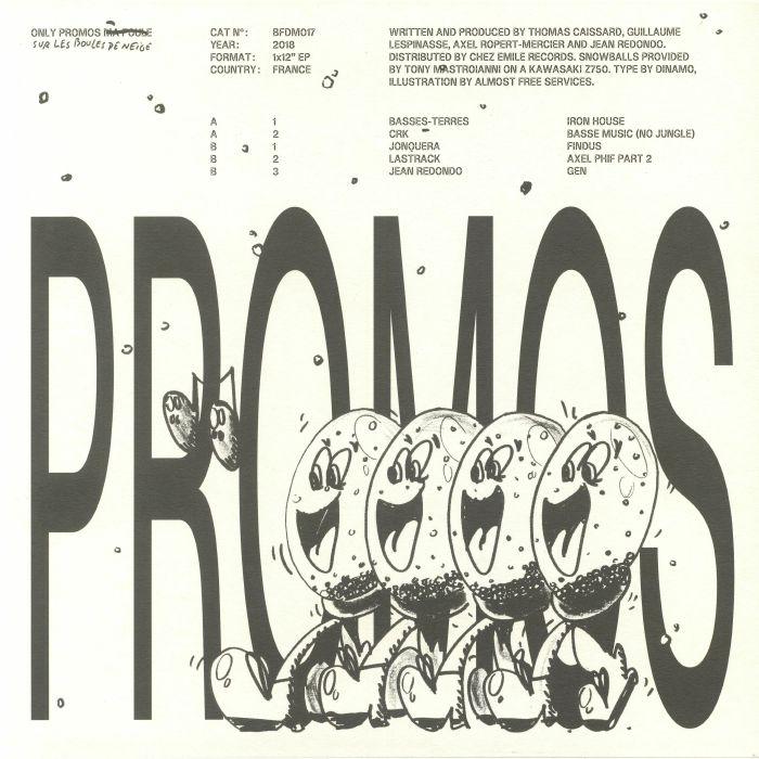 BASSES TERRES/CRK/JONQUERA/LASTRACK/JEAN REDONDO Only Promo Ma Poule