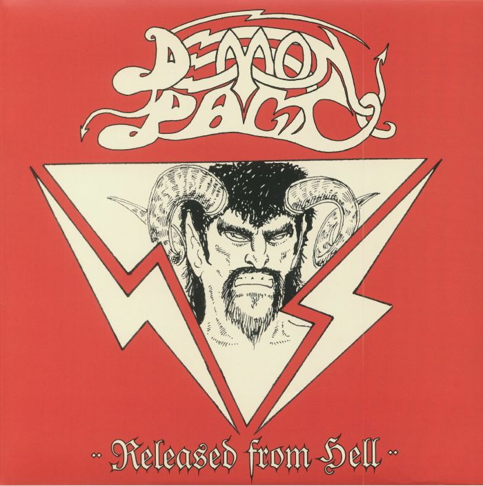 DEMON PACT - Released From Hell (reissue)