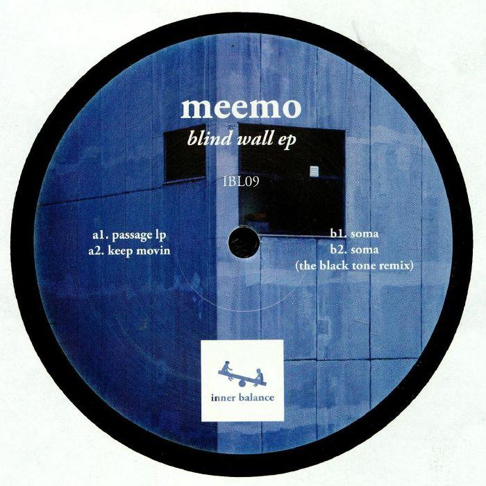 MEEMO - Blind Wall EP