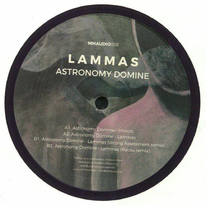 ASTRONOMY DOMINE - Lammas