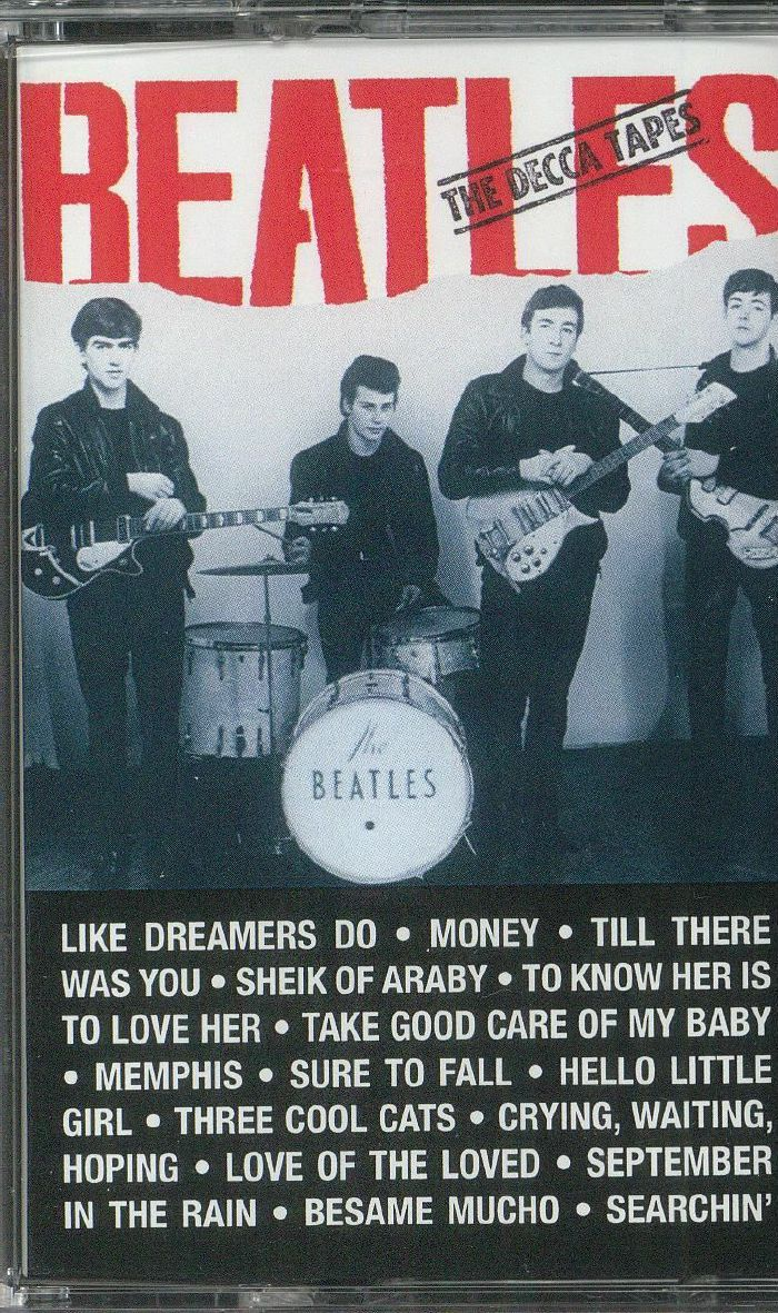 BEATLES, The - The Decca Tapes