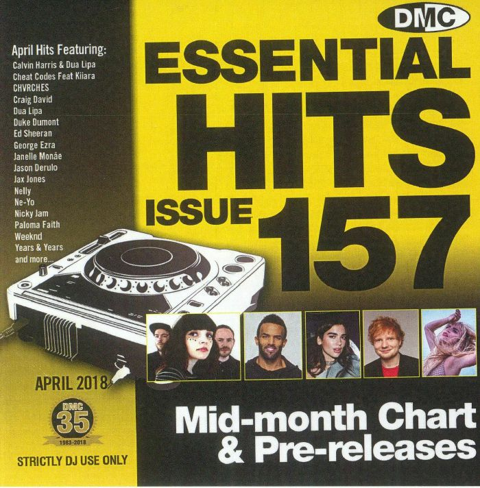 VARIOUS - DMC Essential Hits 157 (Strictly DJ only)