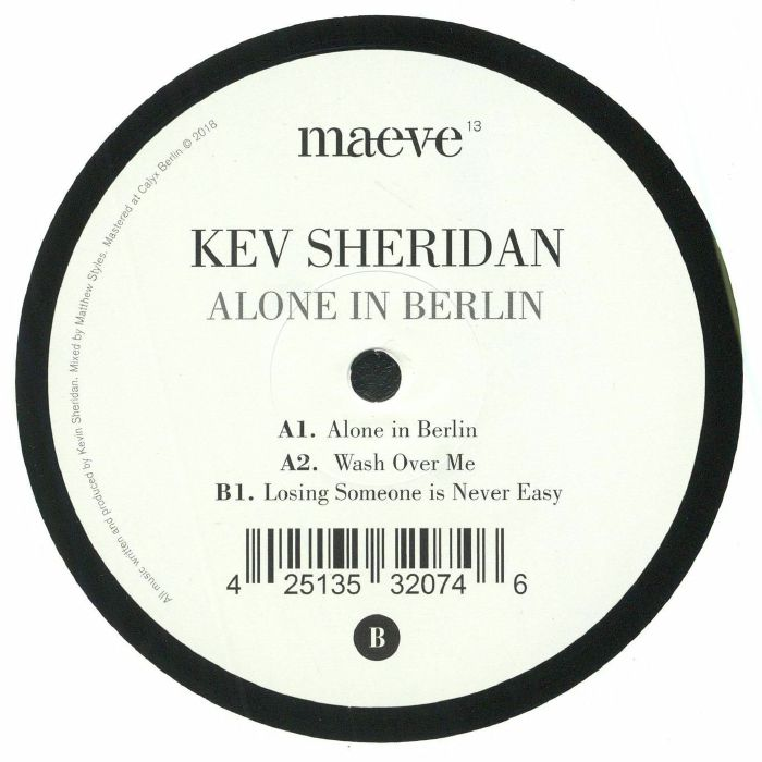 SHERIDAN, Kev - Alone In Berlin