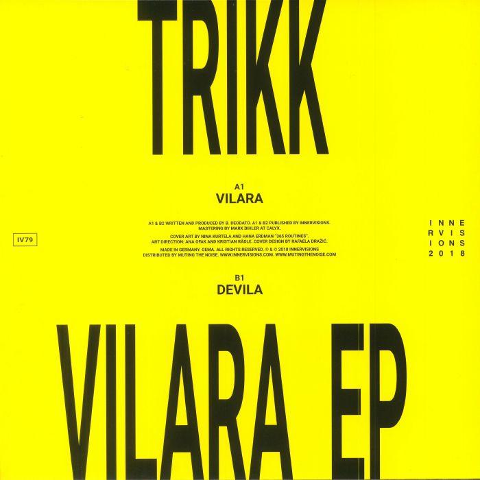 TRIKK - Vilara EP