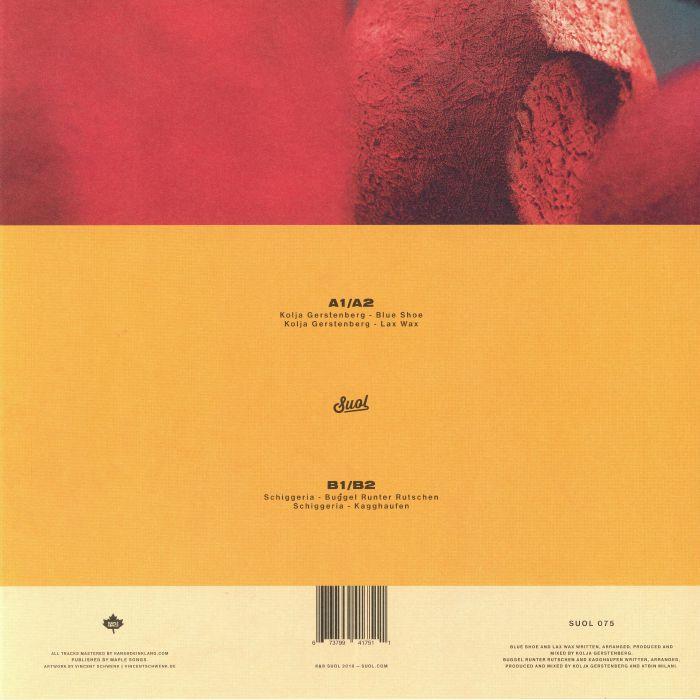 GERSTENBERG, Kolja/SCHIGGERIA - Saver Flex EP