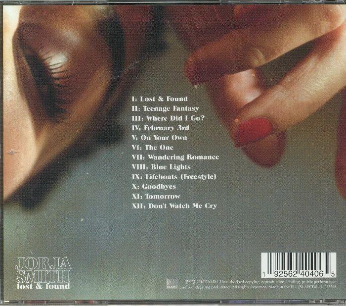 Lost Found Jorja Smith: Jorja SMITH Lost & Found Vinyl At Juno Records