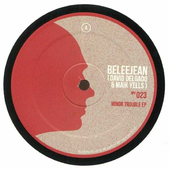 BELEEJEAN - Minor Trouble EP