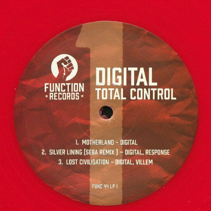 DIGITAL/RESPONSE/VILLEM - Total Control LP Part 1