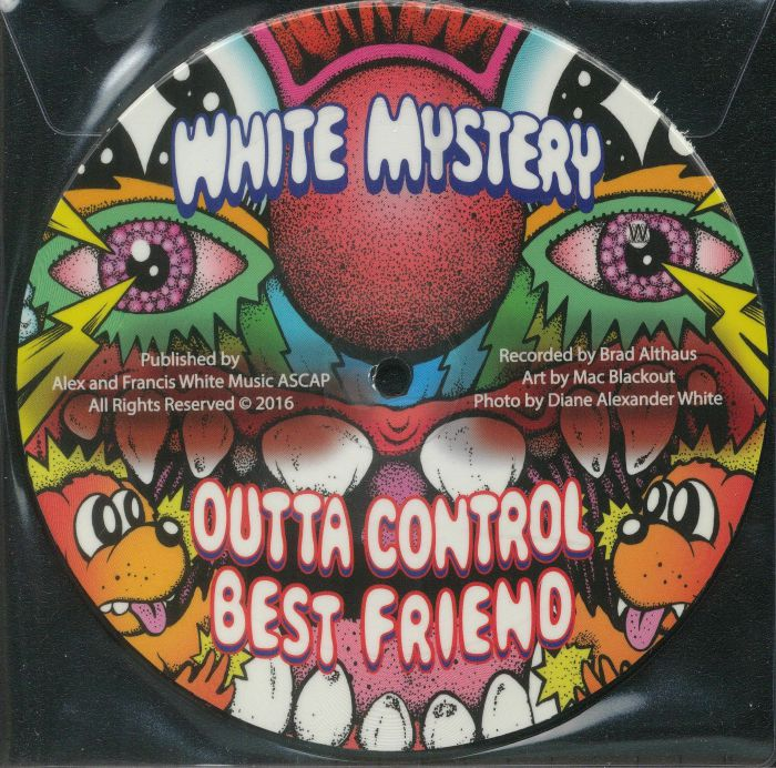 WHITE MYSTERY - Outta Control