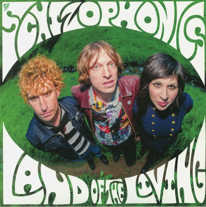 SCHIZOPHONICS, The - Land Of The Living