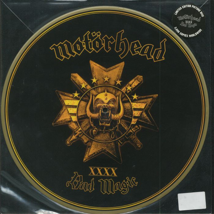 MOTORHEAD - Bad Magic (Record Store Day 2018)