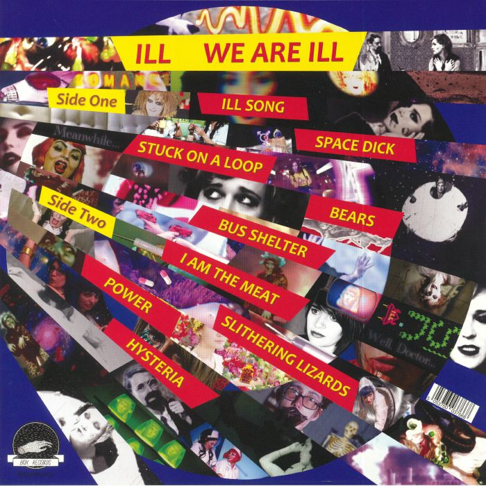 ILL - We Are Ill