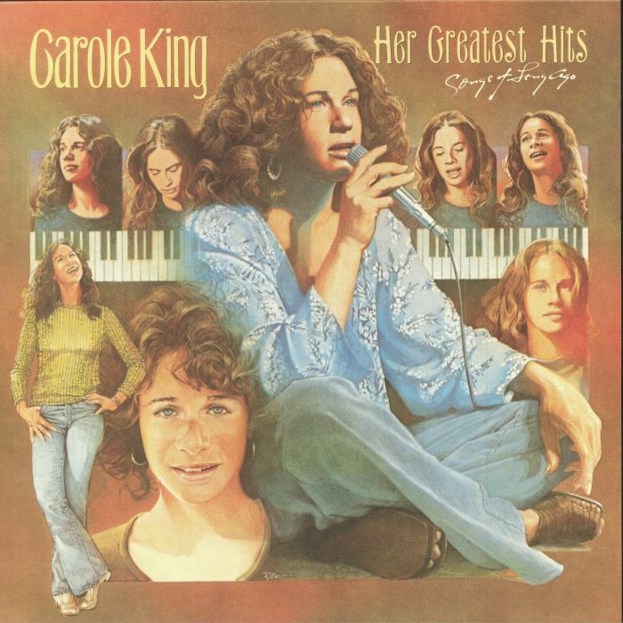 KING, Carole - Her Greatest Hits: Songs Of Long Ago