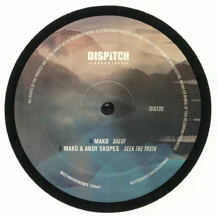 MAKO/ANDY SKOPES - Glory Or Gain